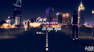 Đã Từng Vô Giá Mr Siro Official Lyrics Video