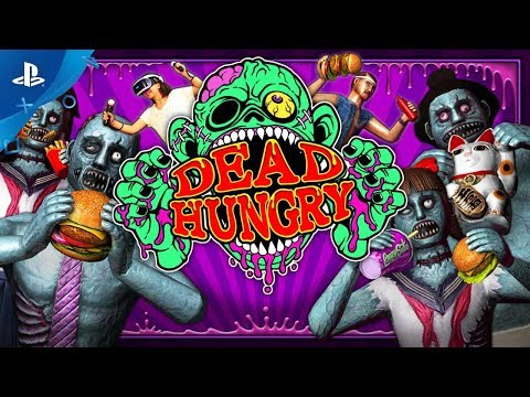 PixelJunk VR™ Dead Hungry Video Screenshot 2