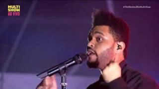 The Weeknd @ Lollapalooza Brasil 2017
