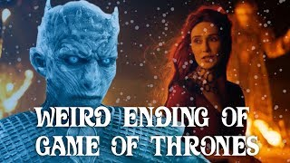 The Game of Thrones Ending Needs to be Weirder than You Think