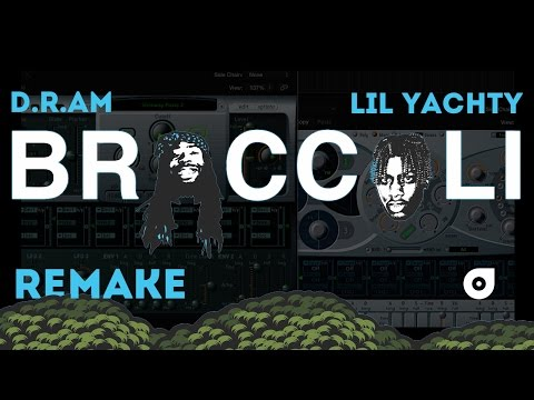 Making a Beat - Big Baby D.R.A.M. - Broccoli feat. Lil Yachty (Remake)