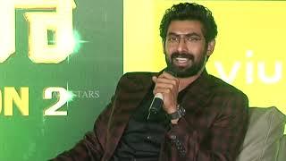 Rana Daggubati Pressmeet on No 1 Yaari Season 2 | Manastars