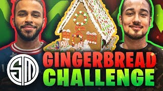 TSM Fortnite - Gingerbread House Building Challenge!