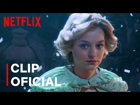 Emma Corrin: No pido más de ti | Clip exclusivo temporada 4 | The Crown