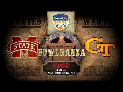 Orange Bowl: Mississippi State vs Georgia Tech Preview | CampusInsiders