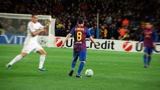 Andrés Iniesta - The Art of Passing