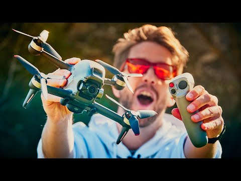 DJI FPV Drone Review by Filmmakers (Not FPV Pilots)