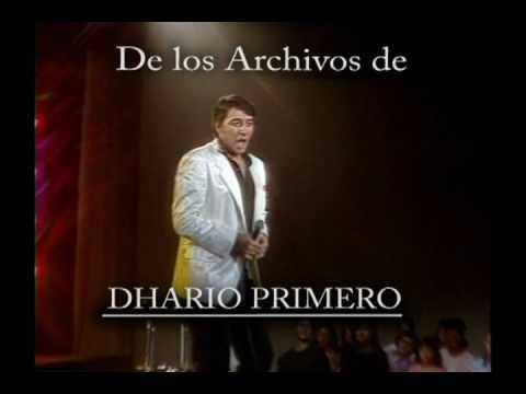 Sandro de America en Noche de Gala PR. De los Archivos de Dhario Primero #3
