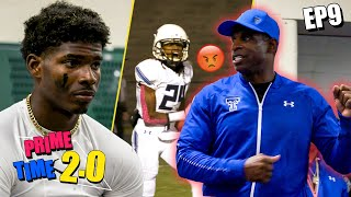 """Why You CRYING?"" Deion Sanders FREAKS OUT On Team! Shedeur Faces TOUGHEST Opponent Of His Career!?"