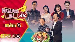 Người Bí Ẩn 2019 | Tập 6 Full: Bà Tân Vlog mang 4 đĩa đồ ăn siêu to khổng lồ tặng cả trường quay