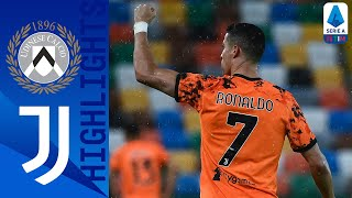 Udinese 1-2 Juventus | Ronaldo Scores Double in Comeback Win! | Serie A TIM