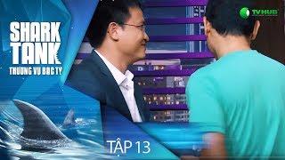 Dự Án Trăm Tỷ Điện Tư Hóa Kinh Tế Việt Đi Gọi Vốn | Shark Tank Việt Nam Tập 13 [Full]