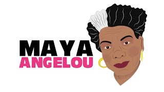 Famous for her poems, motivational quotes & more learn about Maya Angelou (Biography for Kids)