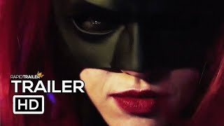 ELSEWORLDS Official Trailer Teaser (2019) Ruby Rose, Batwoman Series HD
