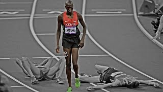 7 Impossible Final Sprints in Running ● HD