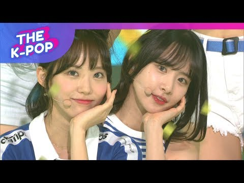 WJSN, Boogie up [THE SHOW 190611]