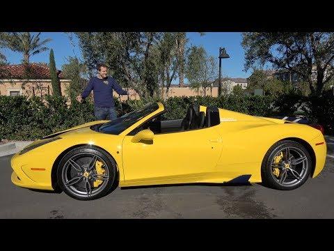 Here's Why the Ferrari 458 Speciale A Is the Ultimate Modern Ferrari