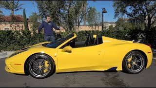 Here's Why the Ferrari 458 Speciale A Is the Ultimate Modern Ferrari