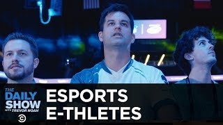 The Newest Virtual Sport Sweeping the Nation | The Daily Show