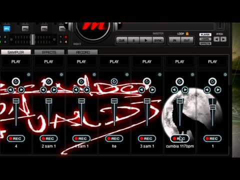 COMO CREAR SAMPLERS VDJ PARA VIRTUAL DJ (TUTORIAL BASICO)