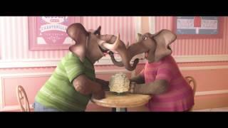 """""""Popsicle"""" Clip - Disney's Zootopia"""