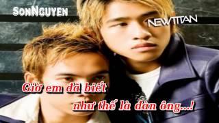 Dan Ong La The _ Karaoke Beat [Có giọng nữ hát]