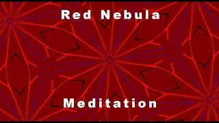 Meditation Music - Red Nebula - Strong Synths -  Imagination Relaxation Concentration Sleep