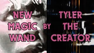 Tyler, The Creator - New Magic Wand (Lyric Video)