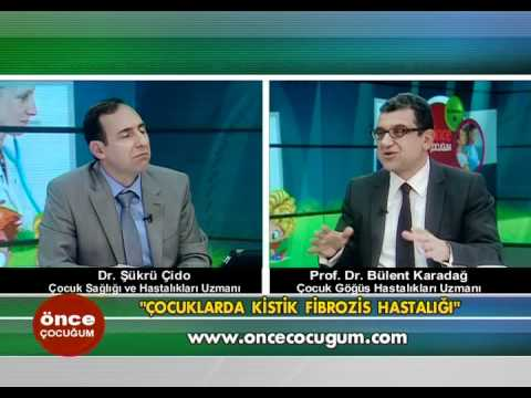 Çocuklarda Kistik Fibrozis Hastalığı