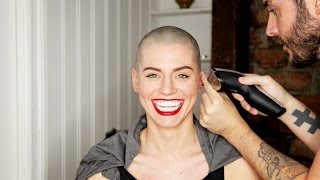 10 REASONS TO SHAVE YOUR HEAD (plus cons against it) | Sorelle Amore