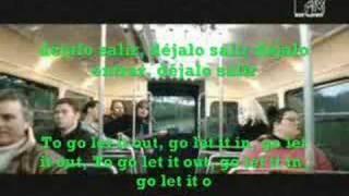 Oasis - Go let it out-Traducido en español