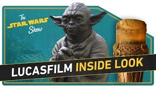 Why An Old Door Hangs on the Wall at Lucasfilm, Star Wars Pinball: The Last Jedi Revealed, and More!