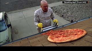 'Breaking Bad' fans bombard house with pizzas