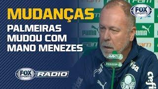 """PALMEIRAS É OUTRO COM MANO MENEZES? """"FOX Sports Rádio"""" debateu desempenho do Alviverde"""