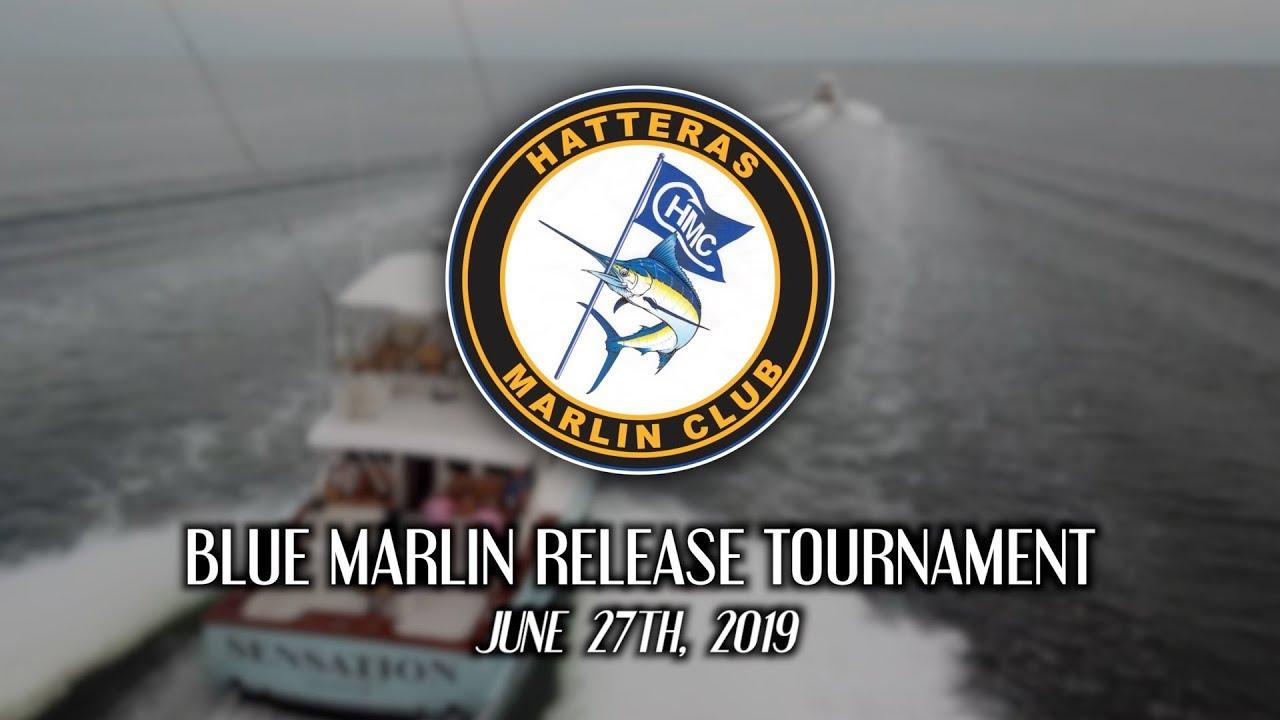 HMC Blue Marlin Release Tournament Day 4 Highlights