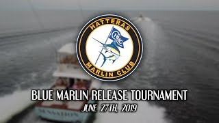 2019 HMC Blue Marlin Release Tournament Day 4 Highlights