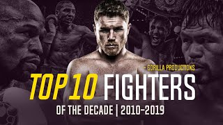 Top 10 Fighters Of the Decade (2010-2019) | GP