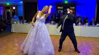 Tim & Tove Wedding Dance   Glorious by Macklemore (feat. Skylar Grey)