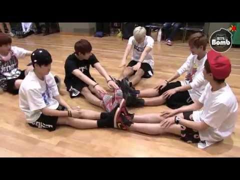 [BANGTAN BOMB] BTS stretching Time