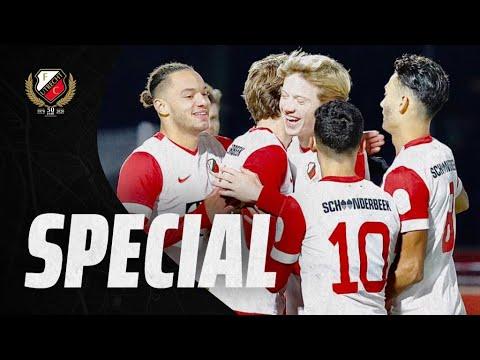 JONG FC UTRECHT | Terugblik eerste seizoenshelft