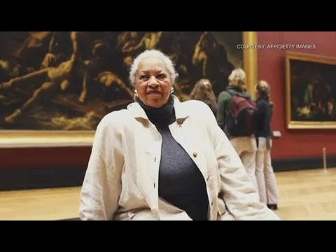 Toni Morrison, 'Beloved' author and Nobel laureate, dead at age 88