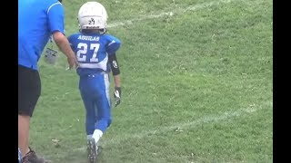 The Next Tavon Austin (7 Year-old Running Back) | #ChampionsSZN