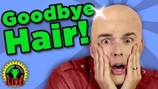 MatPat Shaves His Head LIVE!