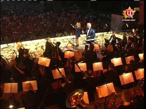 Юлия Ковальчук - Три танкиста (Праздничный концерт ко Дню Победы 2013)