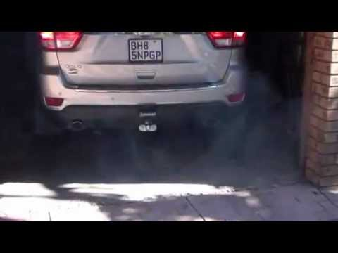 2011 jeep grand cherokee engine problems blue smoke youtube. Black Bedroom Furniture Sets. Home Design Ideas