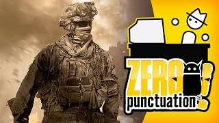 CALL OF DUTY: MODERN WARFARE 2 (Zero Punctuation)