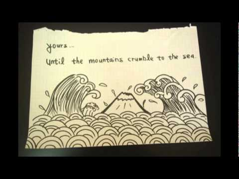 Arctic Monkeys - Baby I'm Yours (animation)