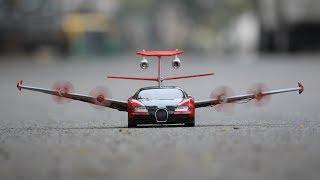 How To Make a Airplane - Aeroplane  car