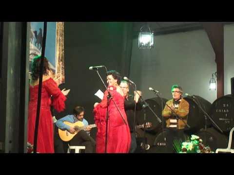 Las Carlotas, Toñi Moreno y Salmarina