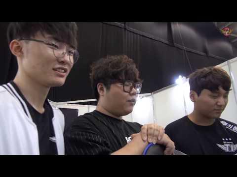 Sp 01. How SKT T1 reviews the match! [T1 CAMERA Special]